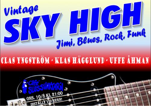 10/8 - Vintage Sky High